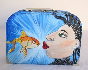 Shoulder bag/little case