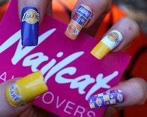 Popular Items For Nail Art Transfer On Etsy