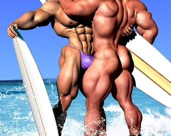 Free Muscular Gay 101