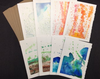 Elemental Greeting Cards