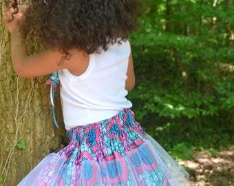 Wax model 'Kari' tutu skirt