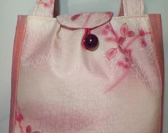 Japanese Vintage Kimono Hand Bag