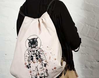 Gymnastic bag Astronaut Tiger