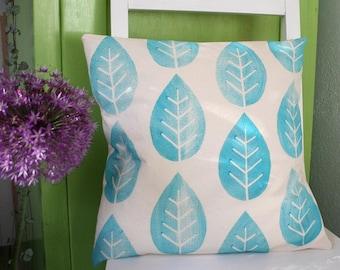 Pillowcase pillow case sheets blue 40 x 40 cm