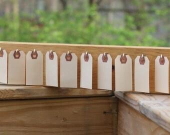 Wood Chore Chart
