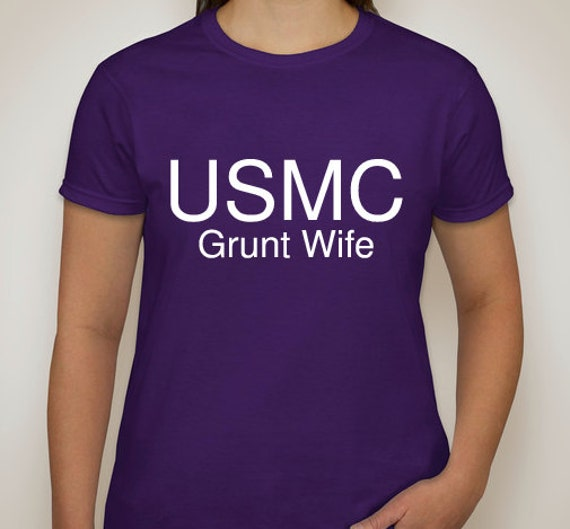 Wife grunting