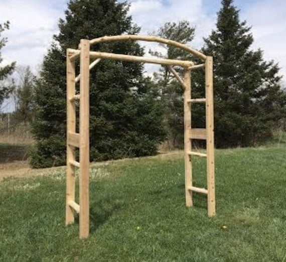 White Cedar Wedding Arch Kit