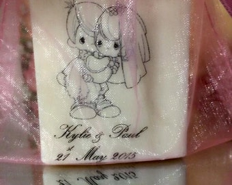 Wedding Favours soap