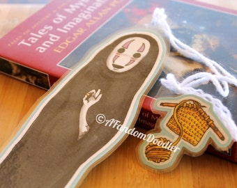 No-Face (Spirited Away) Bookmark