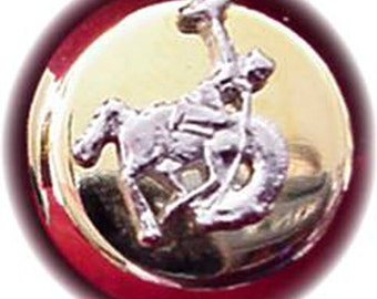Rodeo Rider, Horse Scarf Ring