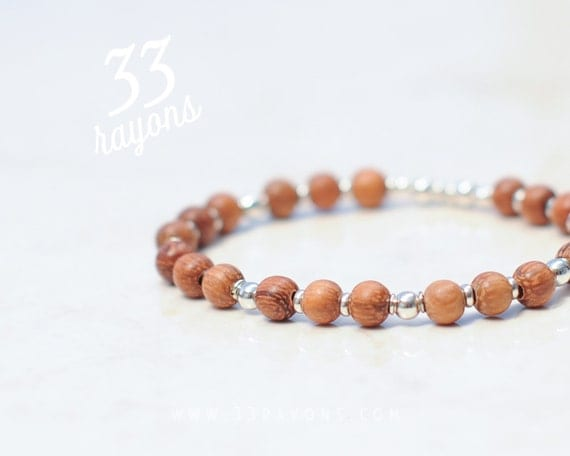 Bayong Wood Men's Bracelet on Etsy