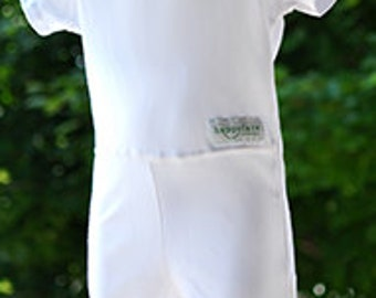 The Zipback:  If your child tends to undress at the most inappropriate times then The Zipback is for you!