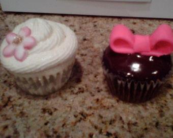 Edible Mini Cupcake Toppers