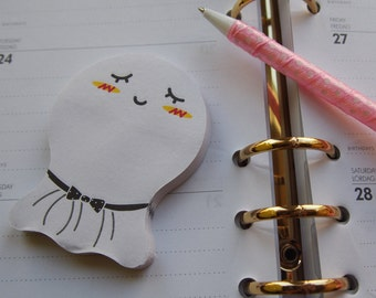 50% OFF SALE! Cute Japanese Sunny Doll Memo Pad - Sticky Notes