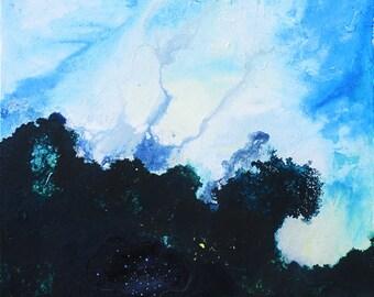 Edge of the Moment – Fine Art Giclée Print