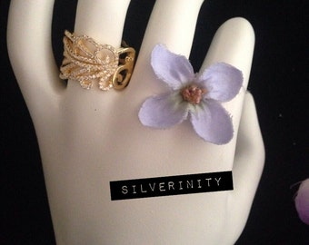 The Paragon Ring is sterling silver 92.5 *Free shipping in US.