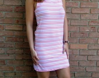 The Racerback Tank Dress