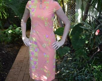 Vintage Japanese eighties dress
