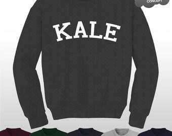 Kale Sweater Gym Jumper Sweatshirt Yonce Youtube Hoodie Surfboard Retro Music Video
