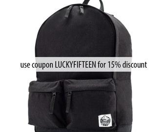 Backpack Model Two / All Black
