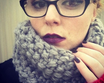 Ultra Chunky Melbourne Winter Cowl