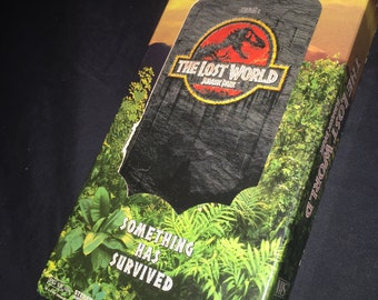 1990's Jurassic Park Lost World VHS Tape