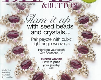 Bead & Button Magazine April 2014 Issue