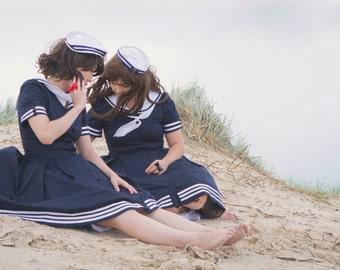 The 'Anchor' Sailor Dress
