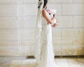 Juliet Wedding Veil, Lace Juliet Wedding Veil