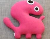 Pink Plush Monster, Alice