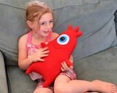 Custom Plush Monster Stuffed Animal - Cakto