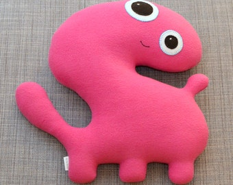 Pink Plush Monster, Alice