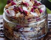 WORLDWALKING™ Old European Shaman Incense Blend w/ Palo Santo, Sage, Vervain, Herbs, Resins, Crystals