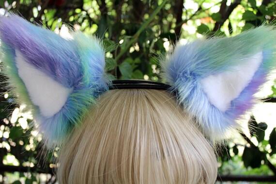 Custom Basic Necomimi Ear Covers