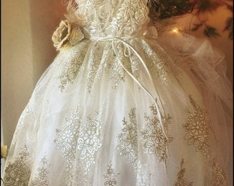 Magical Moments.... An Exquisite Gown. Perfect For Weddings