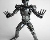 Mini Metal Man (small item)