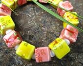 Summer Beachy Bracelet Floral
