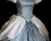 Cinderella Classic Swirl Costume
