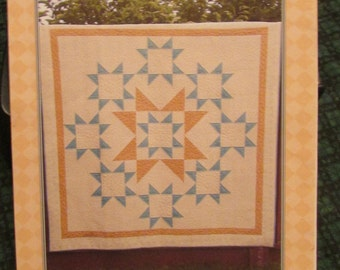 Quilt Pattern - Circle of Stars