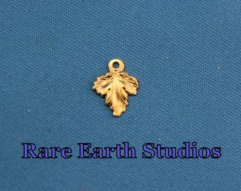 Gold Filled Leaf Charm 60515016