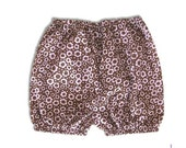 Floral Shorts for Baby/ Toddler Girl- Baby Girl Bloomers- Bubble Shorts- Summer Pants
