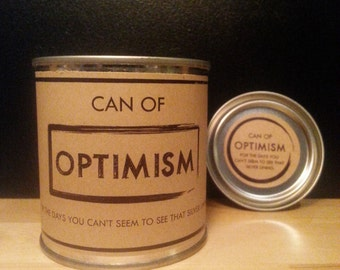 Can of Optimism