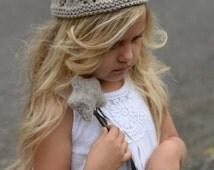 Knitting Pattern Crown Hat : Unique crown and wand related items Etsy