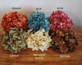 Hydrangea Spray jar filler, vase filler, flower bunch, Summer flower, Spring flower, floral arraingement