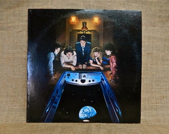CHRISTMAS SALE Paul McCartney and Wings - Back to the Egg Wings - 1979 Vintage Vinyl Record Album