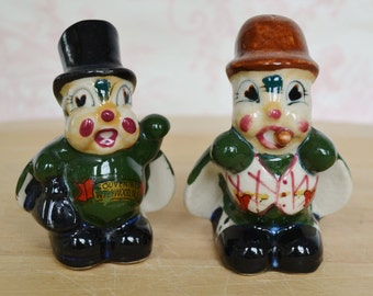 Vintage Bug Salt and Pepper Shakers Souvenirs of Wildwood New Jersey