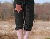 make your mark Star Yoga Crops, Cropped Pants, Pajamas, Lounge Pants, S,M,L,XL