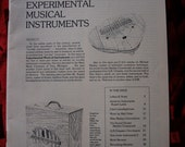 RESERVED Experimental Musical Instruments 1993 Sound Art Construct Music Computer Hunter Novelty Cymbalom Circuit Bending Insect Synthesizer