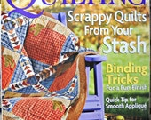 American Patchwork and Quilting, October 2008, Issue 94