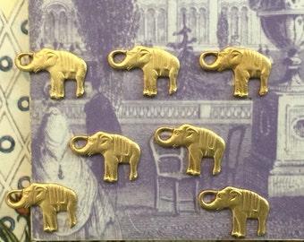 Tiny Elephants  (4 pc)
